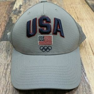 Team USA Olympic Snapback Trucker Hat